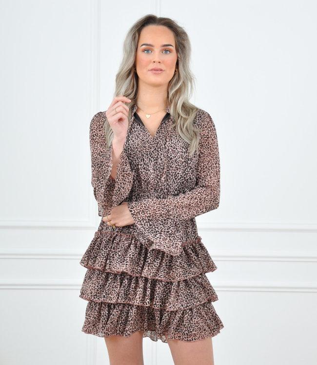 Britt dress pink