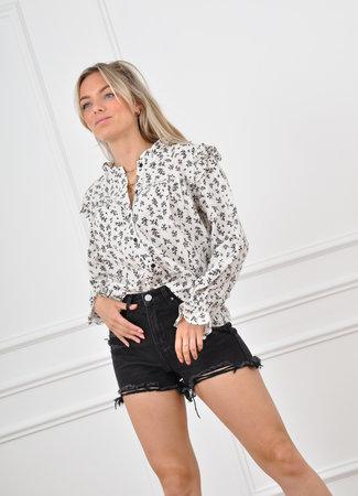 Hafsa blouse beige