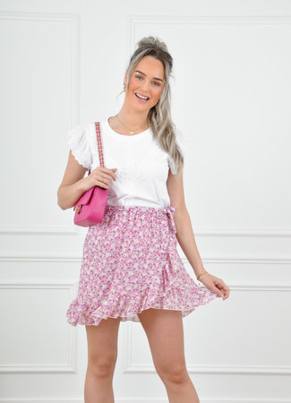 Laura skirt lila