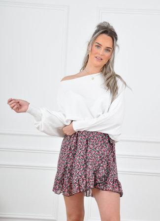 Laura skirt pink