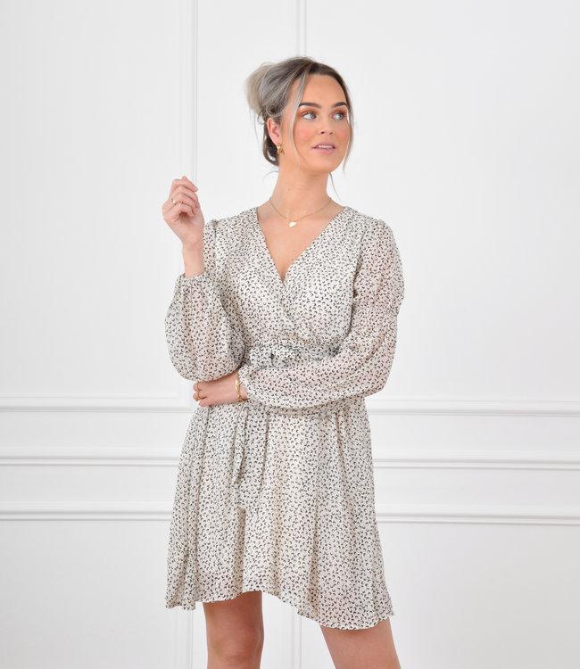 Moon dress beige