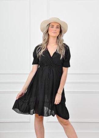 Lora dress black