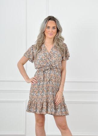 Nova dress flower