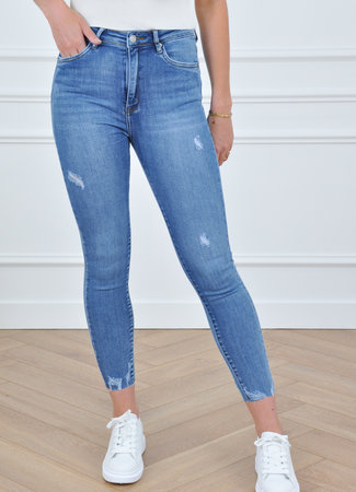 Yinthe jeans blue