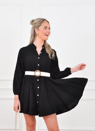 Brittany dress black