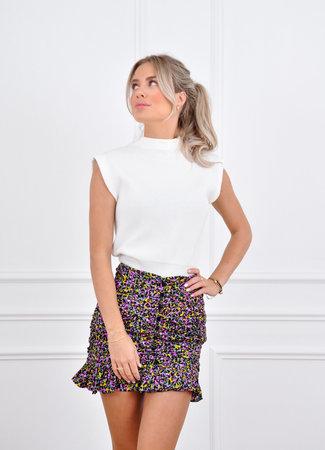 Naomi skirt lila