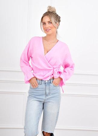 Anouk top pink