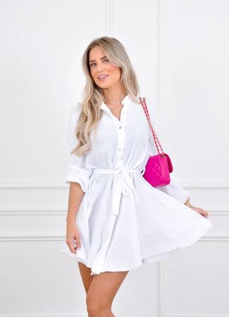Diana dress white