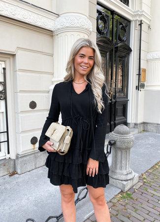 Liza dress black