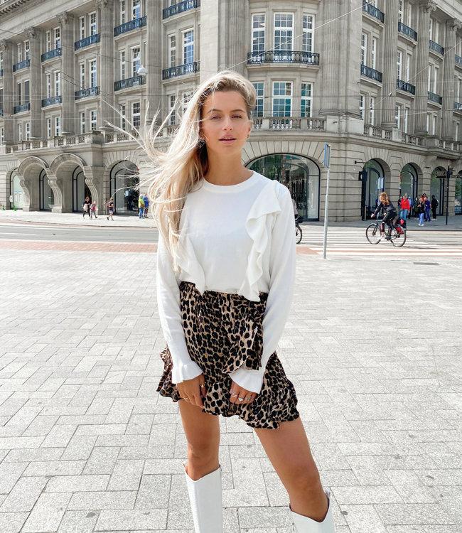 Girls night skirt