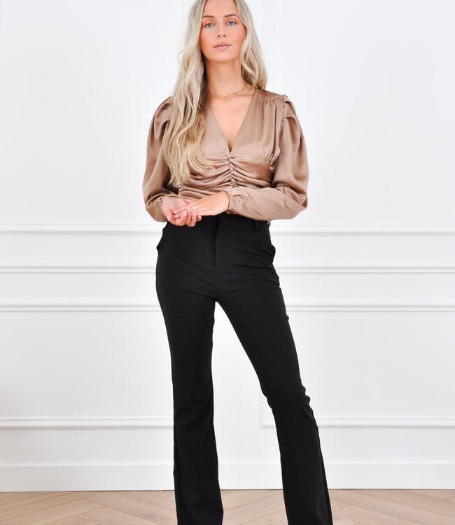 Maya pantalon black