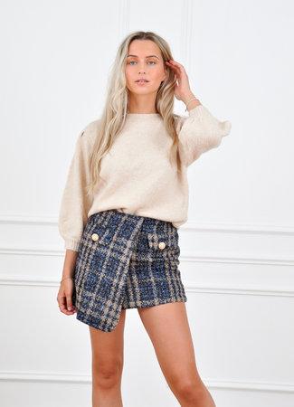 Mia skirt blue