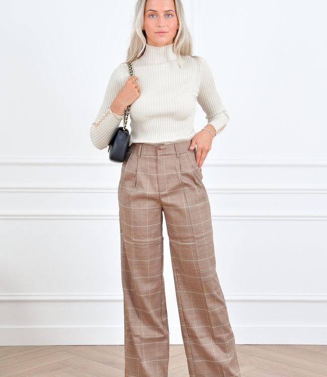 Nynke pants brown