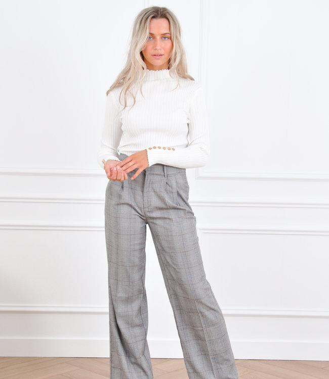 Nynke pants grey
