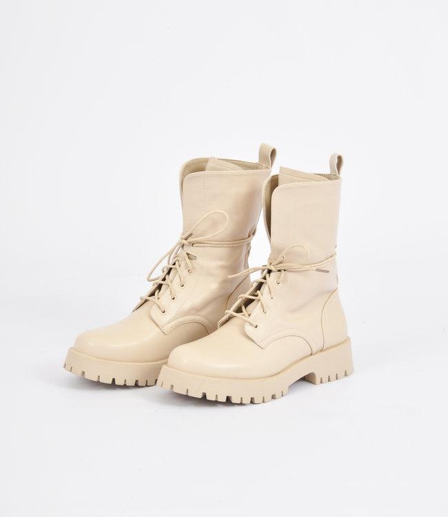 Monica boots beige