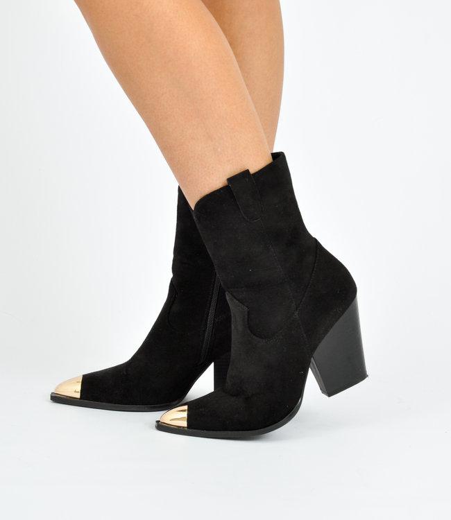 Esmay heels black