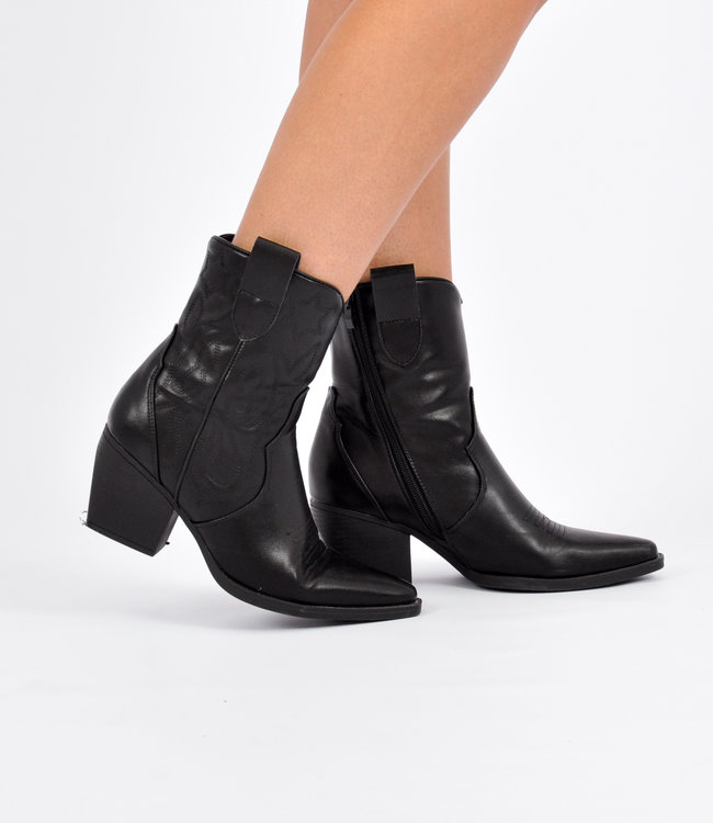 Marly boots black