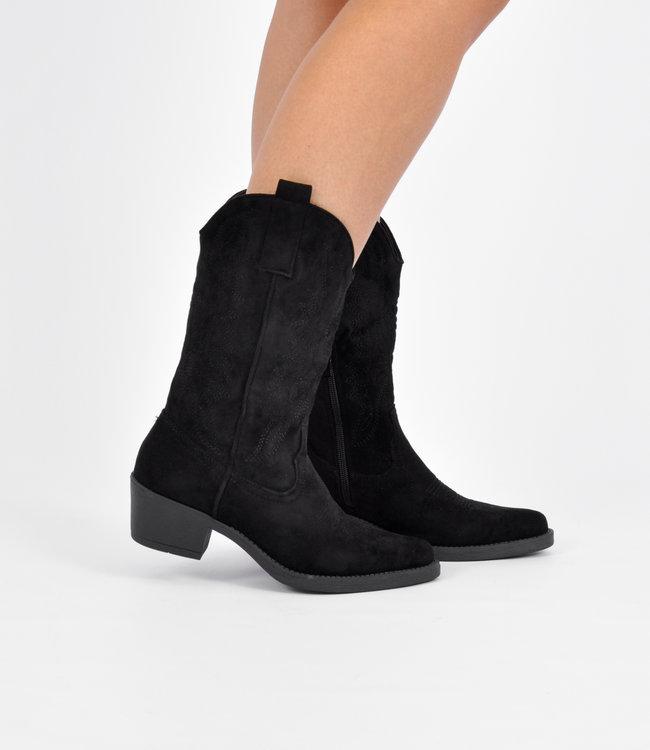 Soof boots black