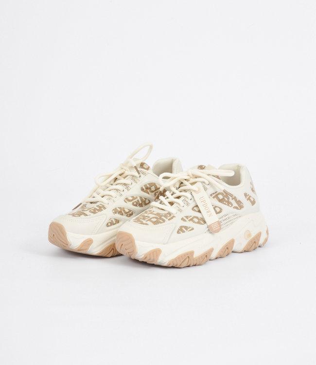 Romy sneakers beige