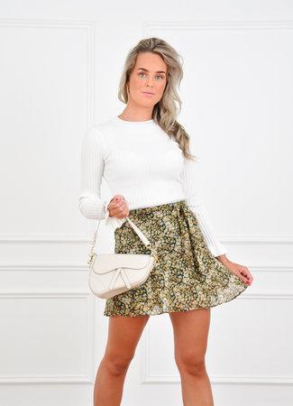 Mona skirt green