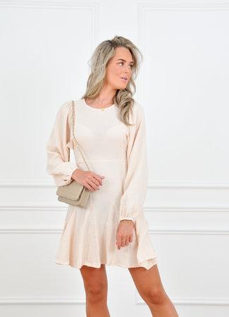 Livy dress beige