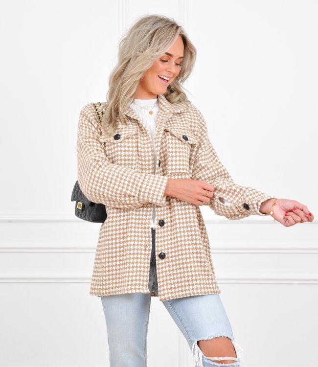 Lexi jacket beige