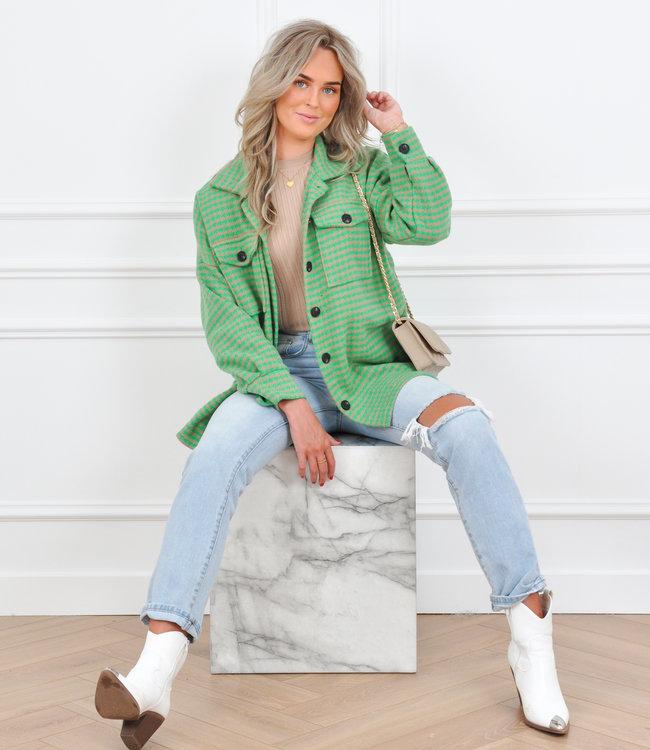 Lexi jacket green