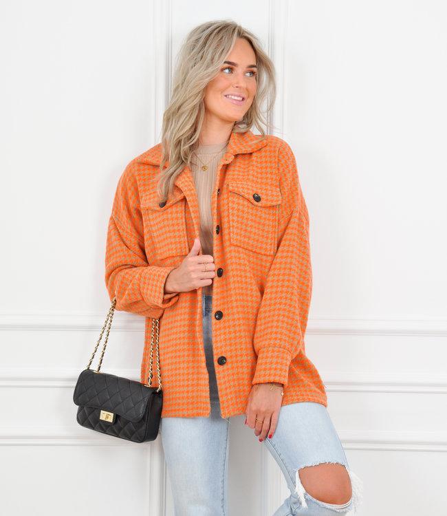 Lexi jacket orange