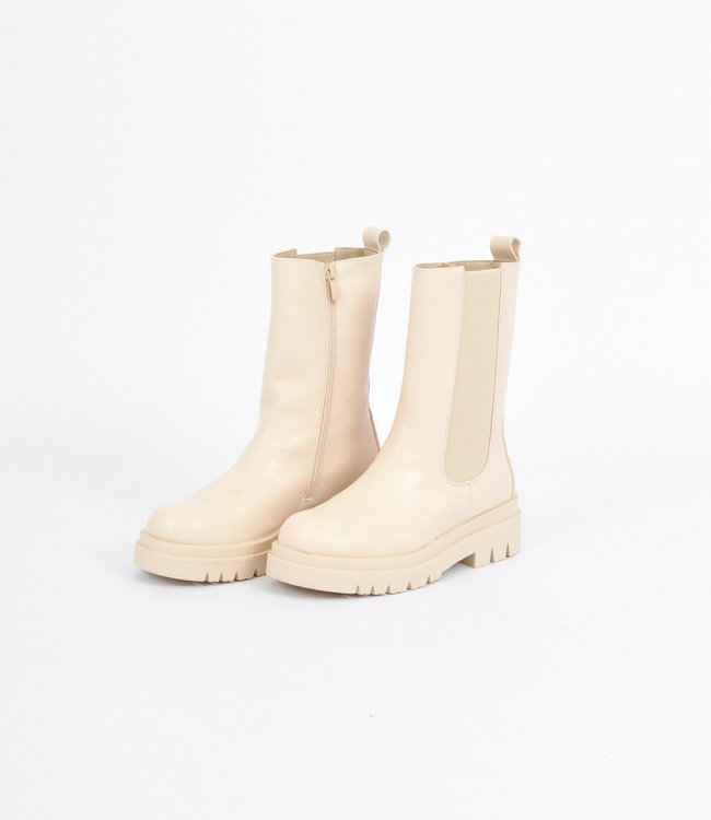 Dionne boots beige
