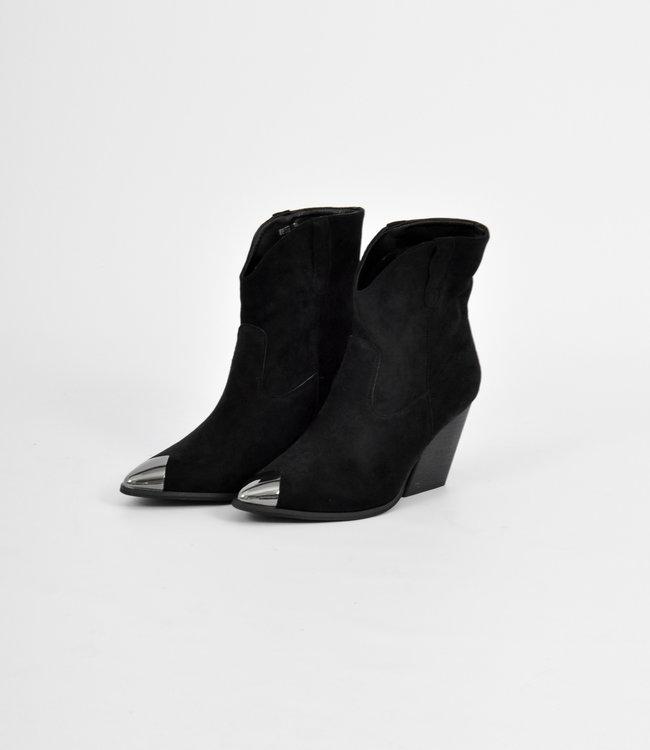 Loren boots black