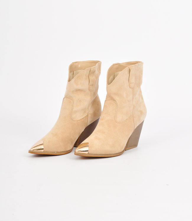 Loren boots beige