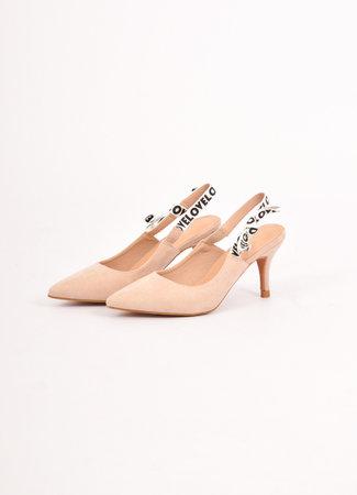 Dina heels beige