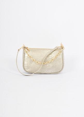Andie bag gold