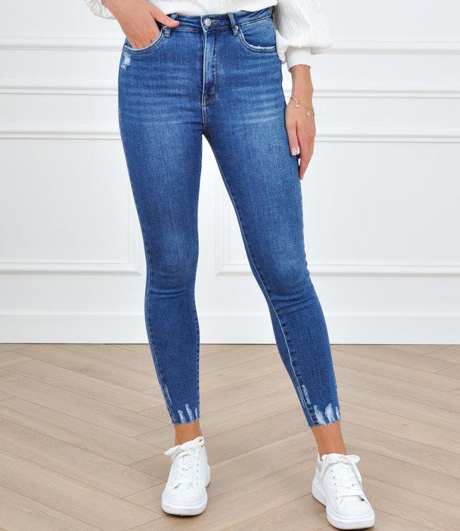 Meggie jeans dark blue