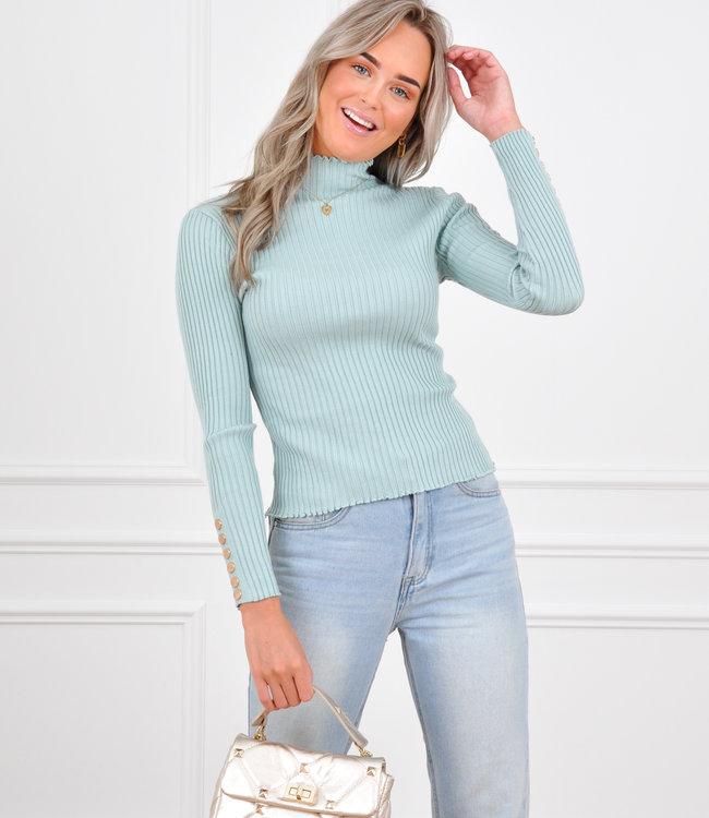 Felicia top mint