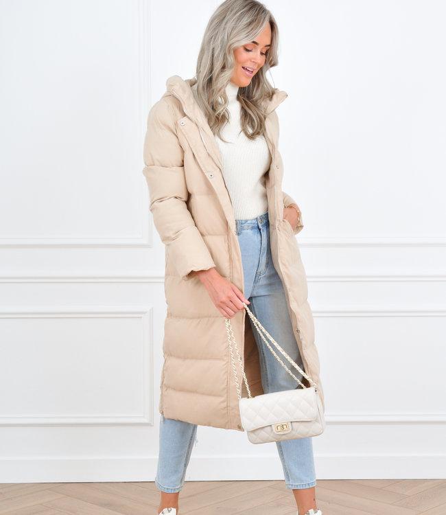 Kirsten jacket beige
