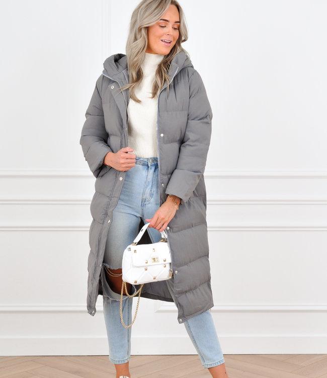 Kirsten jacket grey
