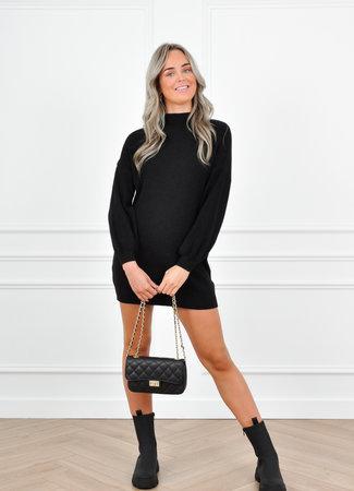 Gwen dress black