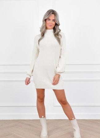Gwen dress beige