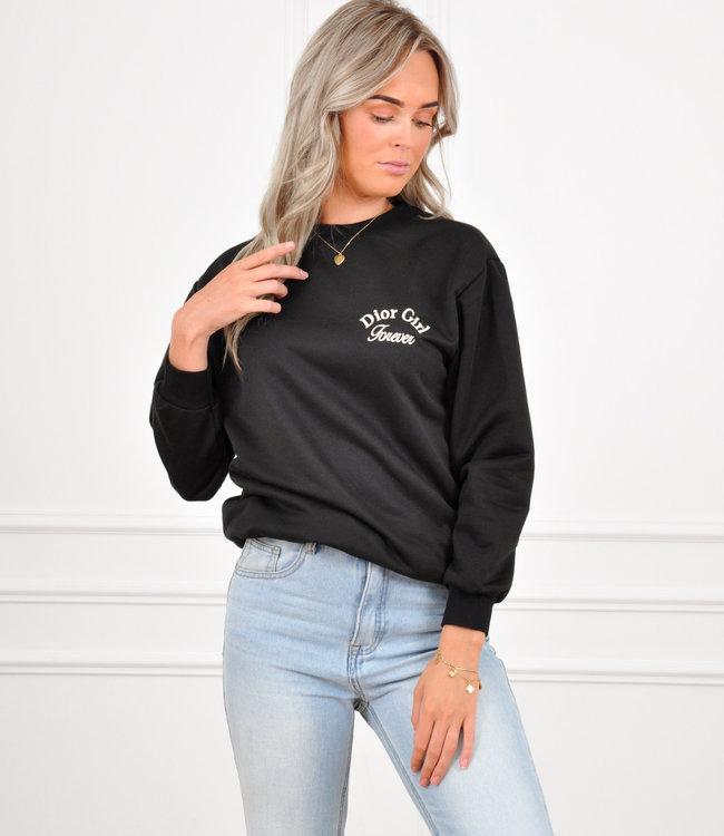 Negin sweater black