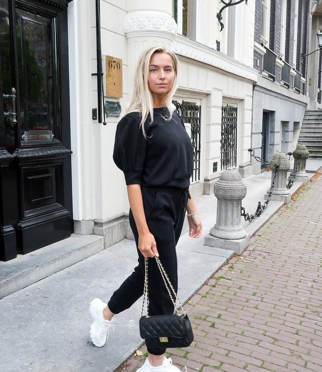 Ellen pants black