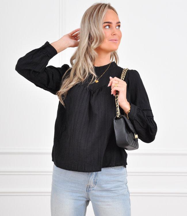 Caro blouse black