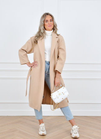 Hannah coat beige