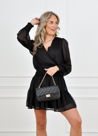 Roxie dress black
