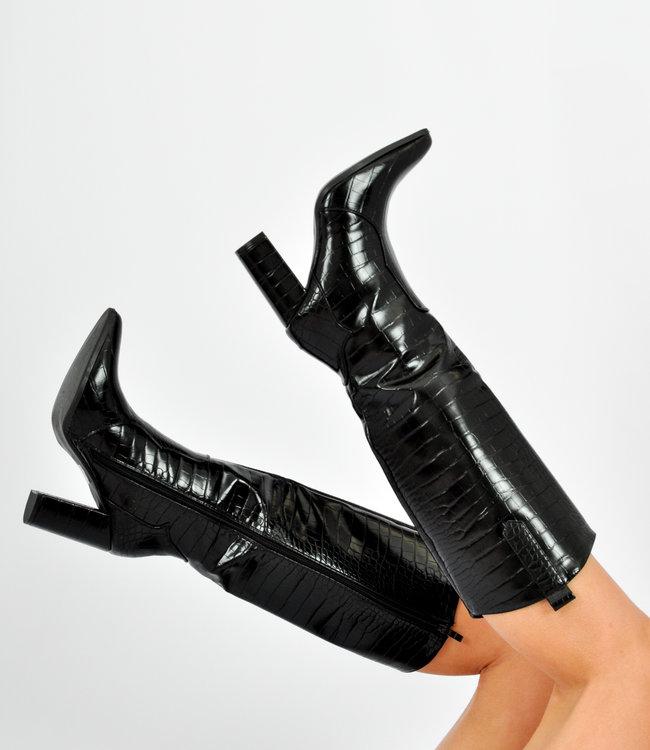 Lieke heels black