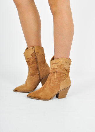Hajar boots brown