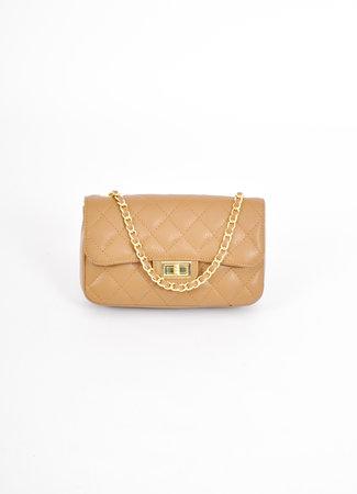 Sophia bag camel