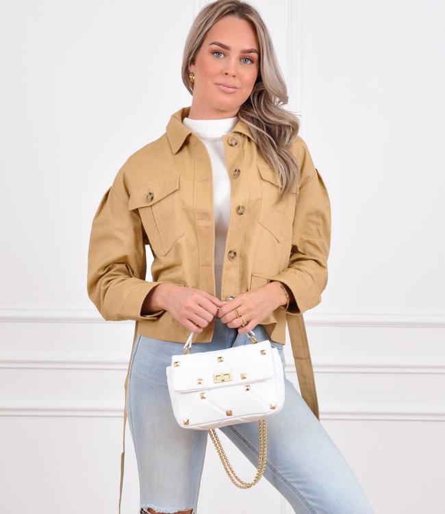Liya jacket beige