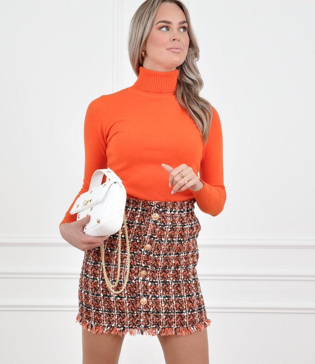 Manon col orange