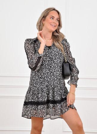 Renske dress black